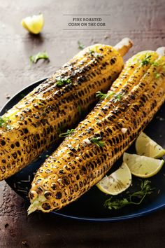 Mangoes out, monsoons in. Fire Roasted Corn on the Cob (bhutta), the perfect monsoon companion. Great Recipes, Favorite Recipes, Mother Recipe, Roasted Corn, Always Hungry, Dinner Is Served, Dessert For Dinner, Food N, Camping Meals