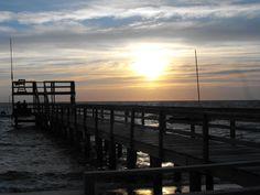 Sunset Chesapeake