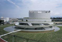Gallery of Akiha Ward Cultural Center / Chiaki Arai Urban and Architecture Design - 1