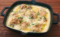 Mióta megkóstoltuk ezt a fokhagymás, szószos csirkecombot, a család folyton ezt kéri ebédre!