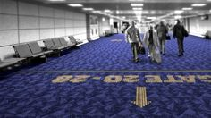 Philips recently partnered with Desso, a high-quality carpeting producer, to create a new ...