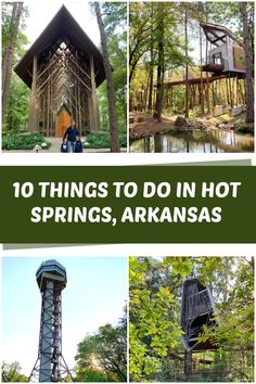 10 Awesome Things to do in Hot Springs Arkansas with kids! - C.R.A.F.T.