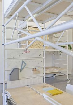Dave Keune | Design Innovation Space RIOT WORKBENCHES OR EVERYONE'S WORK BENCHES!