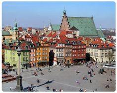 Stare Miesto - Varsavia