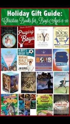 Books for boys 6-10