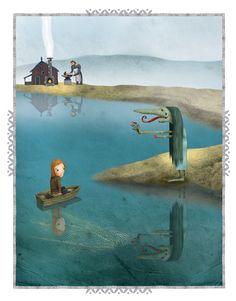 Lithuanian folk tales - fairy tales - on Behance