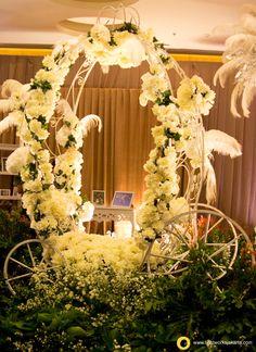 272 best wedding decoration and lighting images on pinterest oliver and stellas wedding reception venue at pullman central park hotel jakarta organized junglespirit Gallery