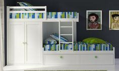 lower bunk beds