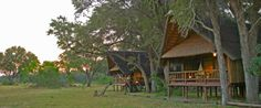 Khwai River Lodge in Botswana, Africa... just beautiful.