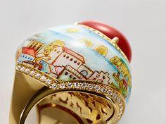 chantecler ha presentato a baselworld le collezioni Cleidoscopio, Enchantè e Miniatura