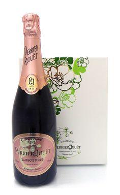 Perrier Jouët - Blason Rosé + Glazen Kopen & Bestellen - Champagnes.nl