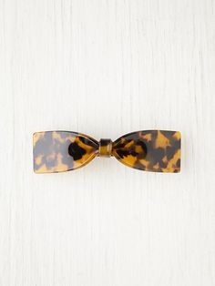 Free People Bow Barette