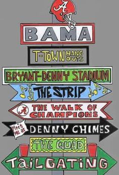 In & Around On The University of Alabama Campus In Tuscaloosa(t'town)… Crimson Tide Football, Alabama Football, Alabama Crimson Tide, Alabama Decor, Bama Fever, Tuscaloosa Alabama, College Football Teams, Football Pictures, University Of Alabama