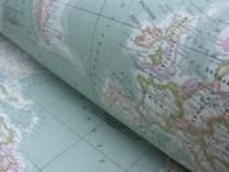 Atlas plus other extra wide fabric