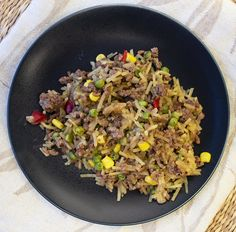 Kotoilijan pata - Mummon Fried Rice, Fries, Ethnic Recipes, Food, Essen, Nasi Goreng, Yemek, Stir Fry Rice, Meals