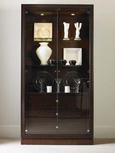 curio cabinet - century furniture