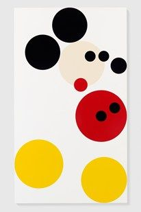 Damien Hirst's Mickey Mouse to be sold at Christie's for charity