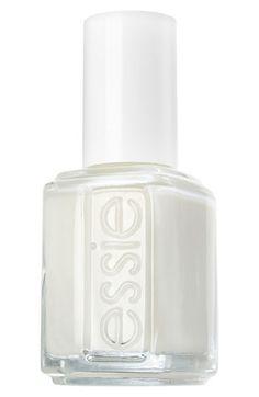 Essie Nail Polish - Whites Picket Fence