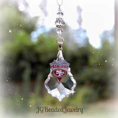 San Francisco 49ers Decoration - JG Beads
