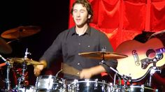Josh Groban~Drumming