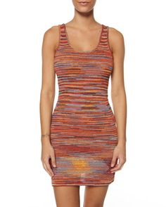 SURFSTITCH - WOMENS - DRESSES - CASUAL DRESSES - WRANGLER CAMPFIRE DRESS - SUNSET