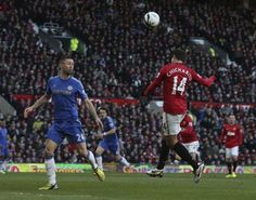 Chicharito Manchester United Chelsea