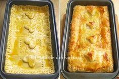 » Placinta cu carne tocata si ciuperciCulorile din Farfurie Puff Pastry Recipes, Lasagna, Macaroni And Cheese, French Toast, Breakfast, Ethnic Recipes, Food, Salads, Phyllo Dough Recipes