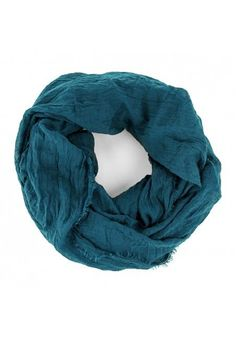 Lightweight Infinity Scarf- gorgeous color and great weight for spring and fall