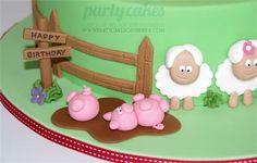 pARTy cakes - Birthday & novelty cakes