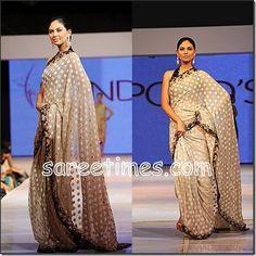 Sunita-Marshal-Saree
