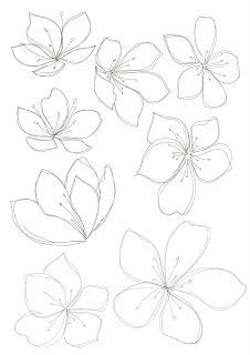 new Ideas flowers drawing design new Ideas flowers drawing design plants Cherry sakura blossom floral seamless pattern Vector Image Bobbie Print: Flower drawings - - Drawing Step By Step Butterfly Tutorials 43 Ideas Spring cherry blossom wallpaper Flower Pattern Drawing, Flower Drawing Tutorials, Flower Sketches, Floral Drawing, Art Tutorials, Drawing Sketches, Drawing Flowers, Flower Drawings, How To Draw Flowers