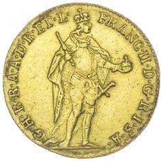 Dukat 1797 B, Gold
