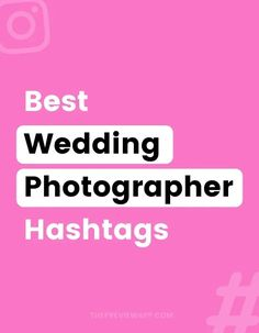 Hello wedding photographer! Let's prepare your hashtags to get your posts seen by more people and your ideal clients. All the best hashtags are inside Preview App! You can rest assured that the hashtags in Preview are the best for wedding photographer. They've been handpicked by an actual human collecting the best Instagram hashtags for wedding photographers for the past couple of years! #instagramtips #instagramstrategy #instagrammarketing #socialmedia #socialmediatips Best Instagram Hashtags, Instagram Marketing Tips, Latest Instagram, Instagram Life, Influencer Marketing, Media Marketing, Love Story Wedding, Social Media Tips