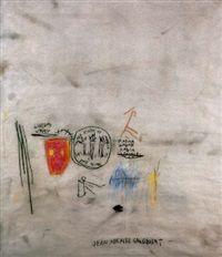 Liberty, liberty by Jean-Michel Basquiat