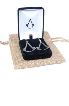Assassin's Creed Earrings | UbiWorkshop | $29.99 me gusta