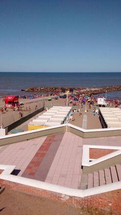 Playa #Mardelplata #BuenosAires #Argentina