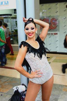 Encuentro Internacional de Salsa - Bailarina Medellín - Encuentro Internacional de Salsa