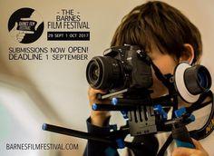 Grand Opportunity For Big Prizes in Barnes Film Festival 2017, London. Deadline 1 September. http://barnesfilmfestival.com/?doing_wp_cron=1502991709.5621280670166015625000