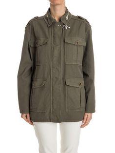 Fay cotton field jacket - NAW1932369T MGPV414