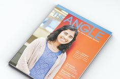 Alpha Omega Epsilon, a professional and social sorority for women in the field of engineering and technical sciences, needed to better distinguish its magazine The Angle with a new, more contemporary design and distinct brand look. See more of it at neigerdesign.com!