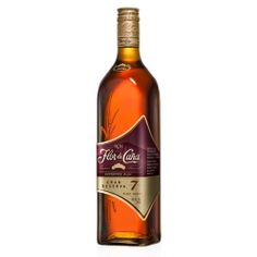 Ron Flor De Cana 7 Year Old Gran Reserva, Nicaragua - 40% ABV | 70cl