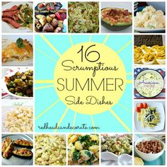 16 Scrumptious Summer Side Dishes