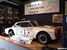 1969 IKA Torino 380W Fangio Team Car Nurburging
