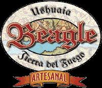 Cerveja Beagle, estilo American Amber Ale, produzida por Beagle, Argentina. 5.8% ABV de álcool.