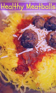 Healthy 21 Calorie Meatballs!