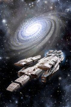"spaceshipsgalore: "" Space Battleship #spaceship – https://www.pinterest.com/pin/541206080204695975/ """