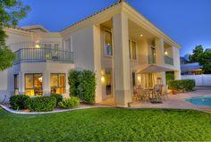 Beautiful two story home in Scottsdale Arizona