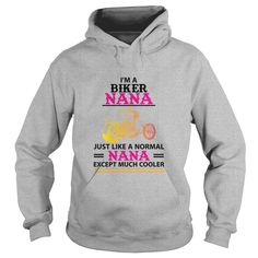 #Biker Nana T-Shirt, Order HERE ==> https://www.sunfrog.com/LifeStyle/123349480-675279101.html?48546, Please tag & share with your friends who would love it, #christmasgifts #renegadelife #jeepsafari