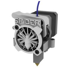 The Spider 3D Printer Tool for CNC Machines is the ultimate tool, let's you 3D Print on your CNC Router or CNC Mill , anytime you want.
