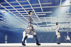 """News: CEO of Christian Dior, Sidney Toledano says, """"At Dior we believe in Japan as a market."""" On Thursday, Dior showed it's first Pre-Fall collection in Tokyo. 